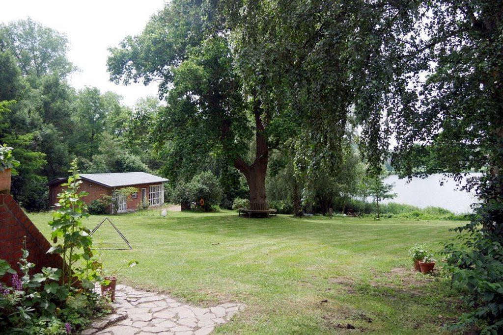 Gästehaus im Garten - Neue Schule Grabauer See