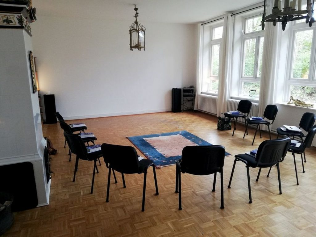 Klassenzimmer altes Schulhaus - Neue Schule Grabauer See