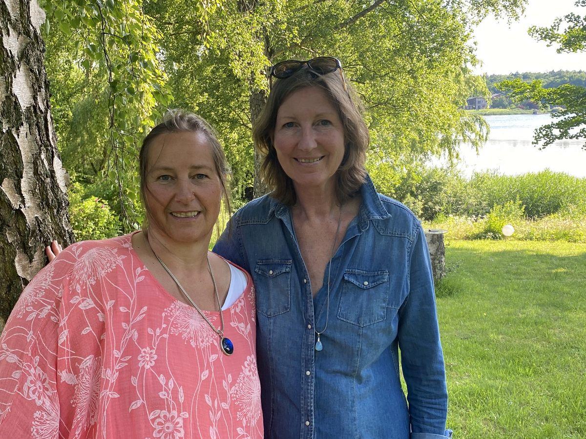 Kerstin und Birgit vom Neues Beswusstsein